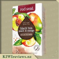 Red Seal Black Tea with Peach & Mango