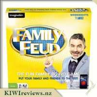 Family Feud NZ Edition Board Game