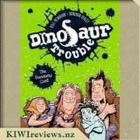 Dinosaur Trouble #3: Runaway Coat
