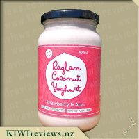 Raglan Coconut Yoghurt - Strawberry & Acai