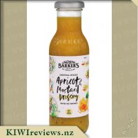 Central Otago Apricot and Mustard Dressing