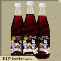 Pete's Natural - Ling and Zing Raspberry Kola