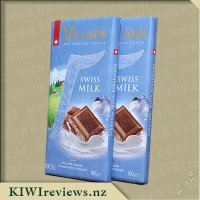 Villars Classic Swiss Milk Chocolate Bar