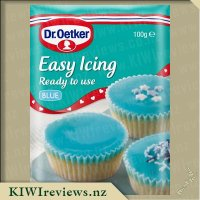 Dr. Oetker Easy Icing - Blue