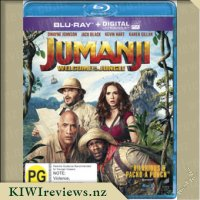 Jumanji - Welcome to the jungle