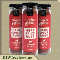 Raptor Rubs - Cowboy Steak Rub