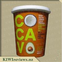 Cocavo - Turmeric and Lemon Zest