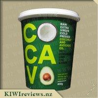 Cocavo-Coriander,LimeandGinger