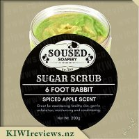 Soused Soapery - 6 Foot Rabbit - Sugar Scrub