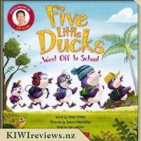 FiveLittleDucksWentOffToSchool