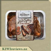 Hellers Hot & Spicy Pork Ribs