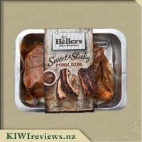 Hellers Sweet & Sticky Pork Ribs