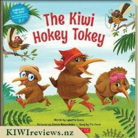 The Kiwi Hokey Tokey - Board Book Edition