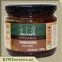 Down to Earth Organic Chutney - Tamarind