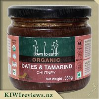 Down to Earth Organic Chutney - Dates & Tamarind