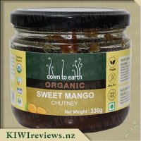 Down to Earth Organic Chutney - Sweet Mango