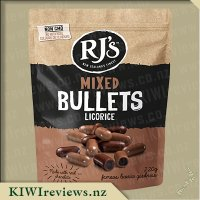 RJ's Mixed Bullets - Licorice