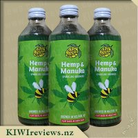 Pete's Natural - Hemp & Manuka Sparkling Goodness