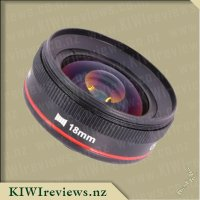 Struman Optics Cinematic Wide Lens