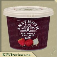 Anathoth Farm - Beetroot & Chia Seed Pickle