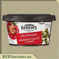 Barker's Antipasto - Sundried Tomato & Caper