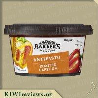Barker'sAntipasto-RoastedCapsicum