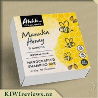 Ahhh... Manuka Honey and Almond Shampoo Bar