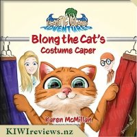 Blong the Cat's Costume Caper
