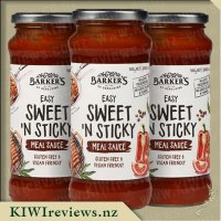Barker's Meal Sauce - Easy Sweet'n Sticky