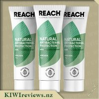 Reach Natural Antibacterial Toothpaste - Mild Mint