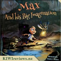 Max And his Big Imagination: The Cave