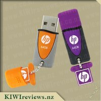 HP v245o/v245L USB Flash Drives