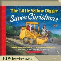 The Little Yellow Digger Saves Christmas