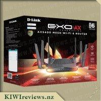 D-LinkEXOAXAX5400MeshWi-Fi6Router-DIR-X5460