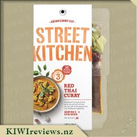 Street Kitchen - Thai Red Curry