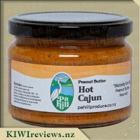 Pa Hill Hot Cajun Peanut Butter