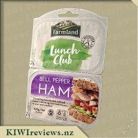 Farmland Lunch Club Ham - Bell Pepper