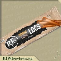 RJ's Orange Choc Triple Logs