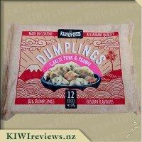 KungfoodGarlicPork&PrawnDumplings
