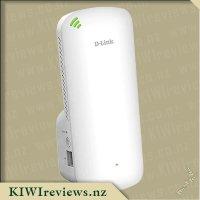 D-Link AX1800 Mesh Wi-Fi 6 Range Extender - DAP-X1860