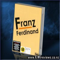 Franz Ferdinand - Live