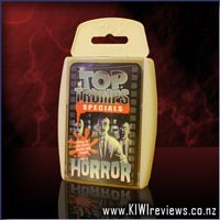 Top Trumps : Specials - Horror