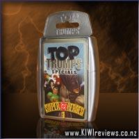 Top Trumps : Specials - DC Super Heroes 1