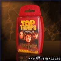 TopTrumps:Specials-HarryPotterandtheGobletofFire