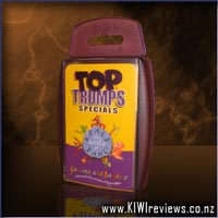 Top Trumps : Specials - Roald Dahl : Goodies & Baddies