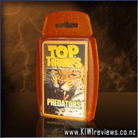 Top Trumps : Predators