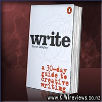 Write - a 30-day guide to creative writing