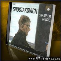 Shostakovich-ChamberMusic